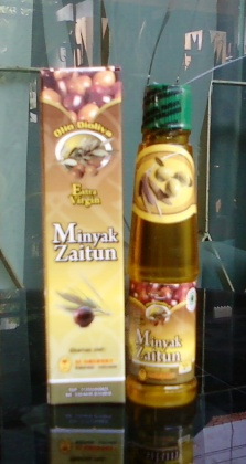 minyak zaitun extra virgin alghuroba 60ml diskon murah eceran grosir reseller